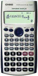 Máy tính casio FX-570ES